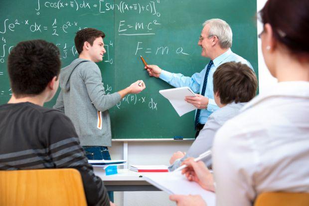 Преподаватель по математике для школьников